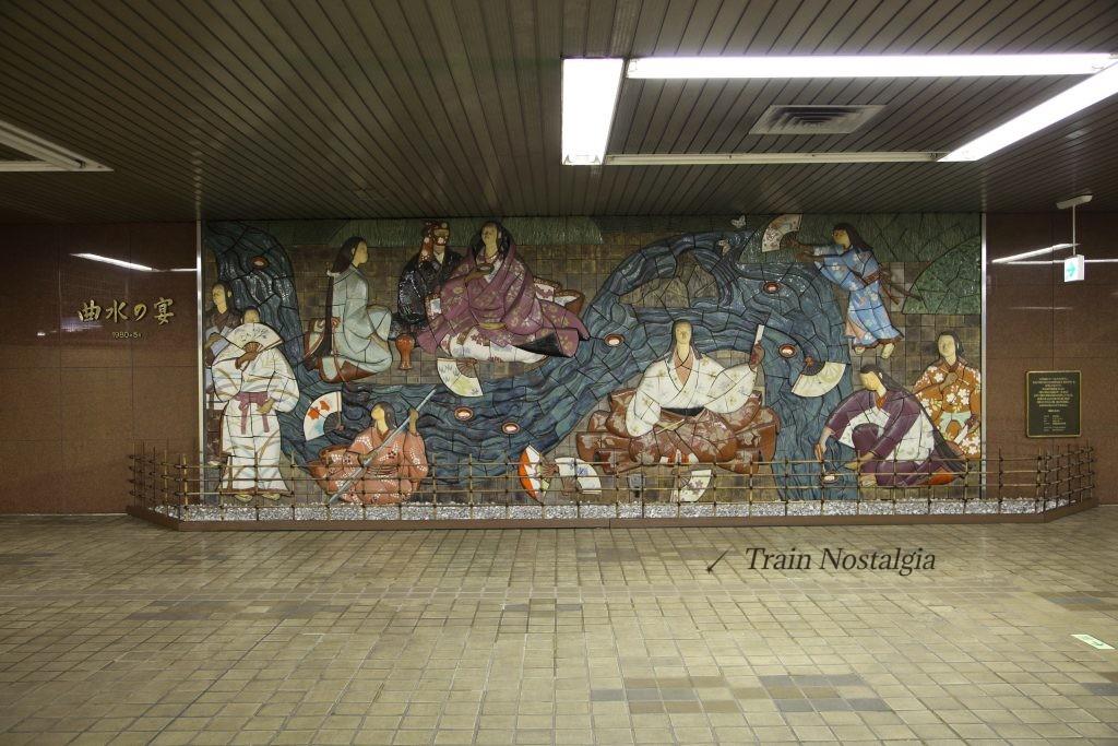 東成田駅曲水の宴