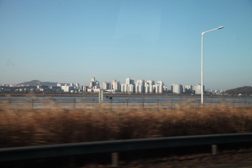ソウル漢江