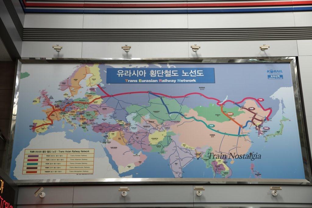 京義線都羅山駅世界鉄道ネットワーク