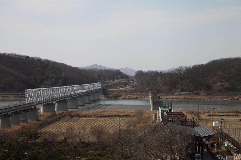 京義線臨津江