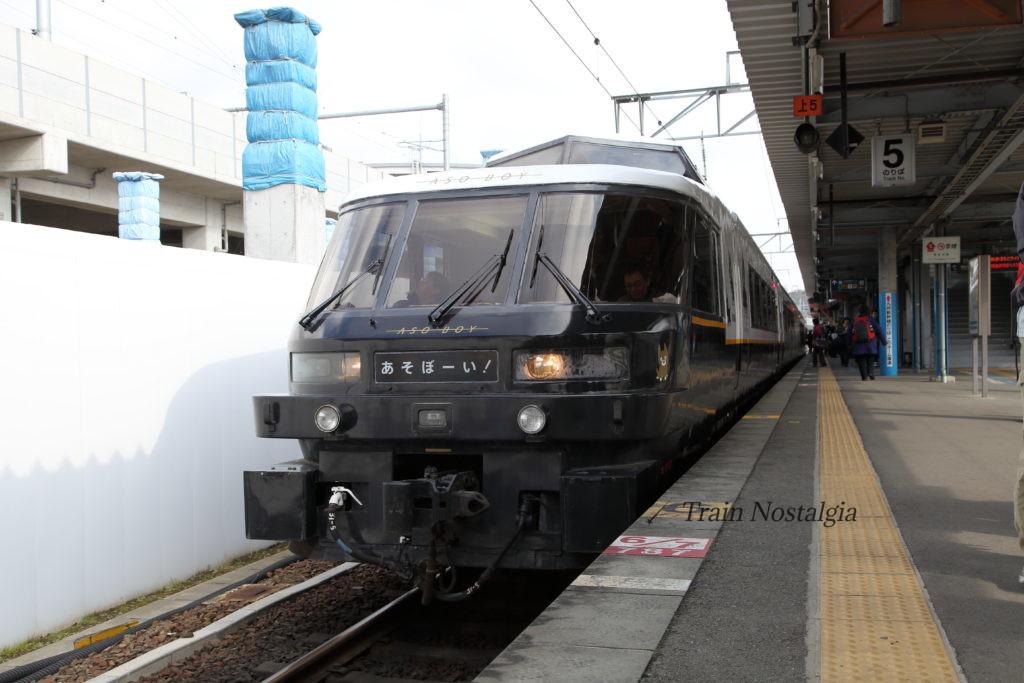 熊本駅あそぼ~い