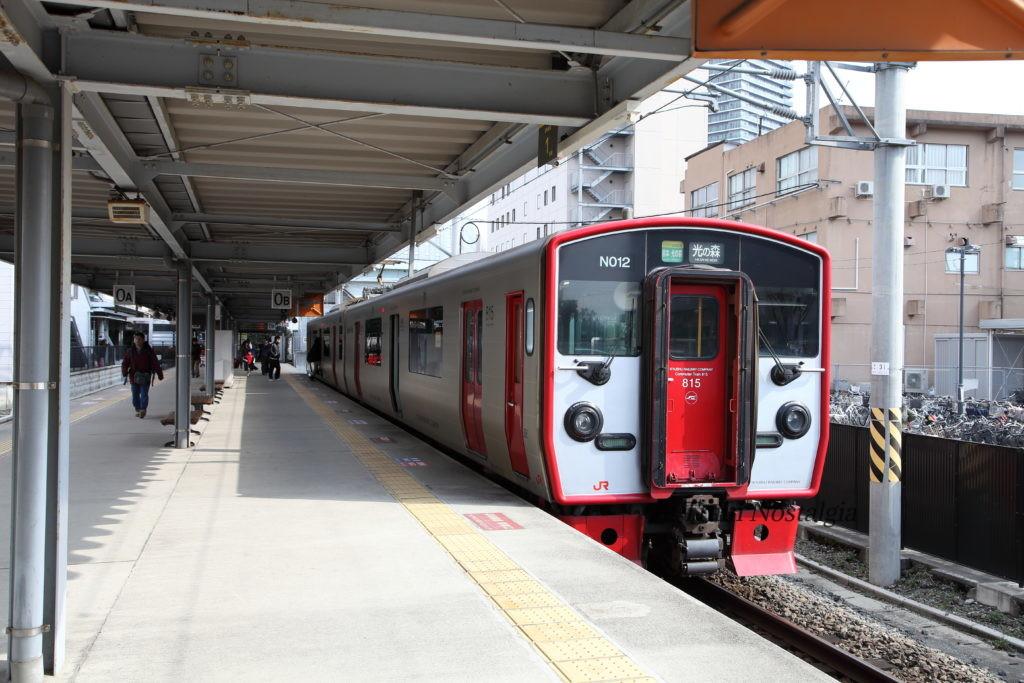 熊本駅0番Bのりば肥後大津行き