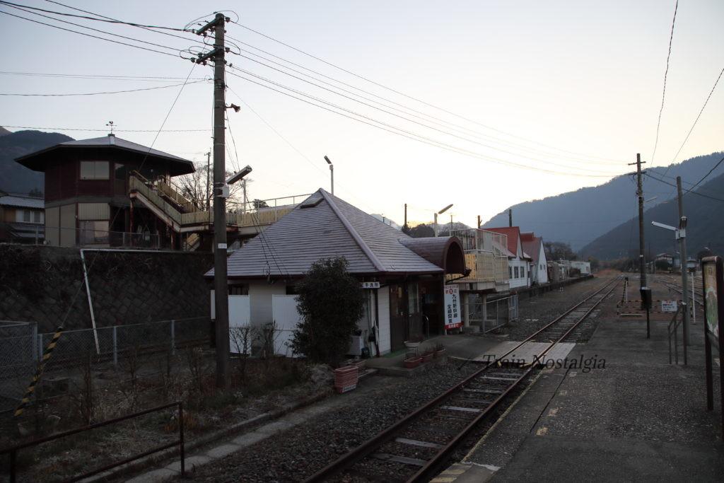 豊肥本線立野駅JR駅舎