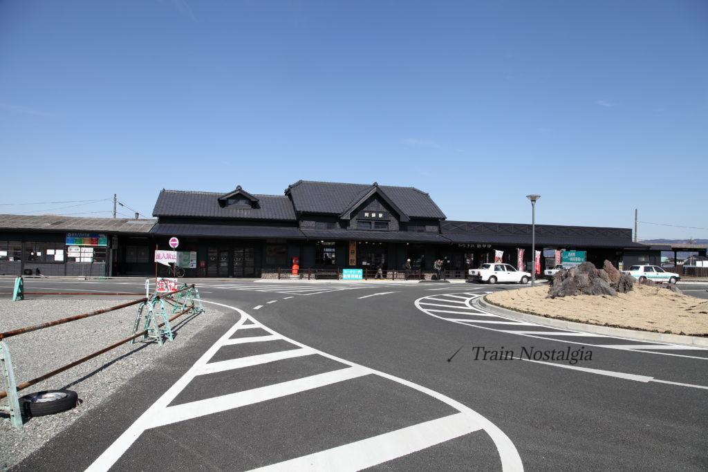 豊肥本線阿蘇駅駅舎