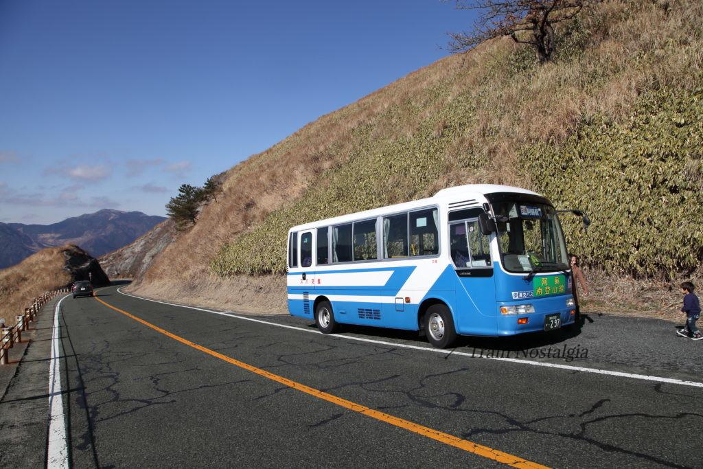 九州産交バス阿蘇南登山線
