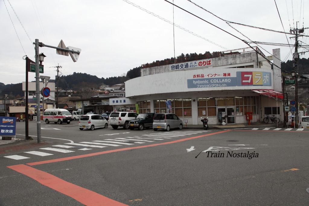 高千穂バスターミナル
