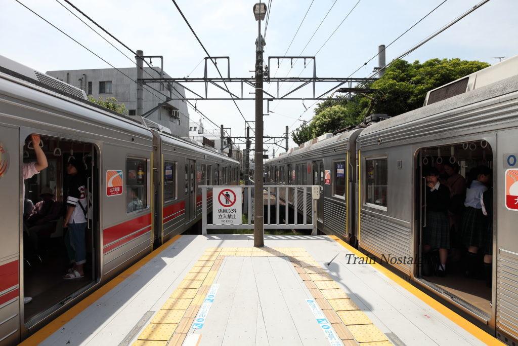 大 井町 線 運行 状況