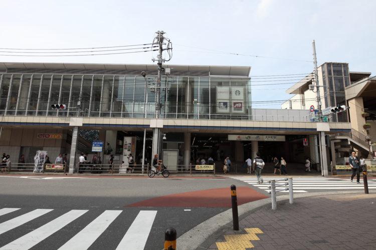 大井町駅駅舎