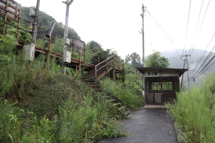 三江線長谷駅
