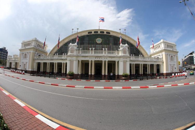 タイ国鉄バンコク駅駅舎