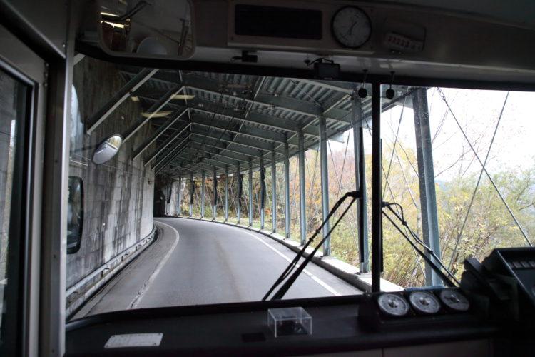 関電トンネル入口