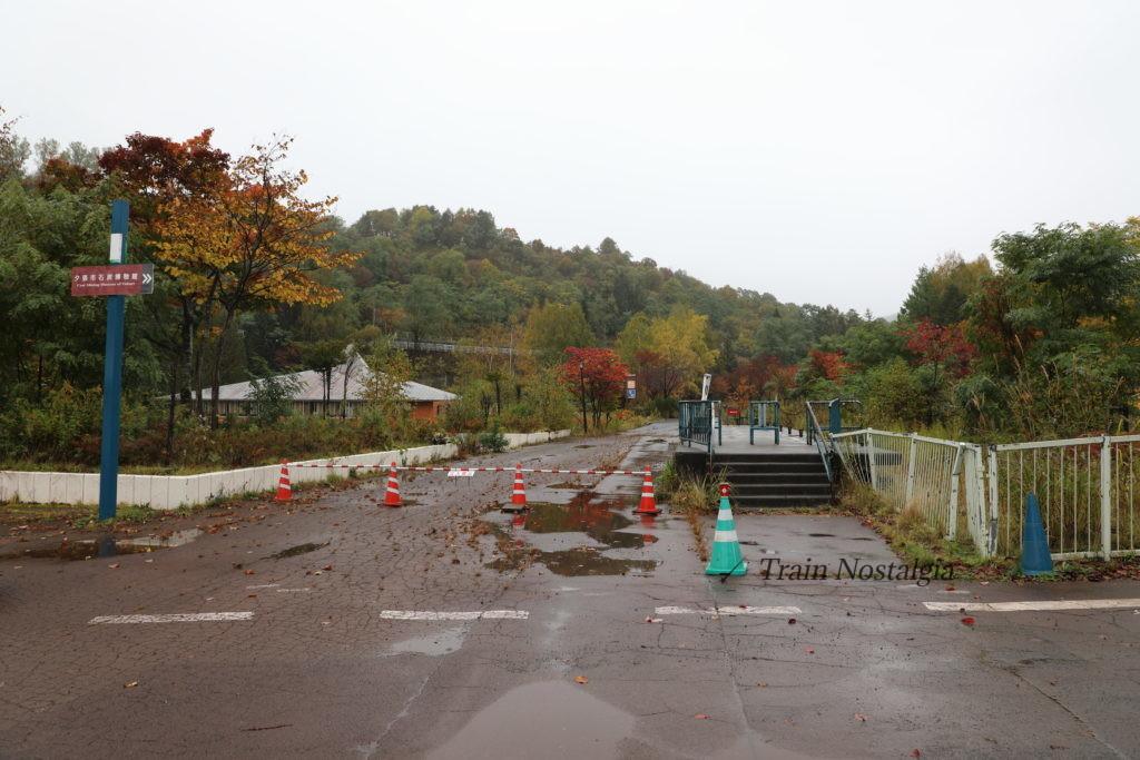石炭の歴史村アドベンチャーファミリー跡