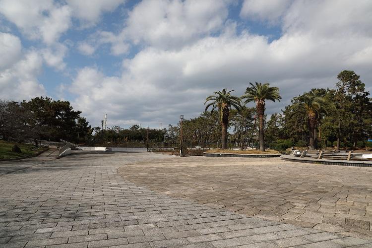 浜寺公園園内