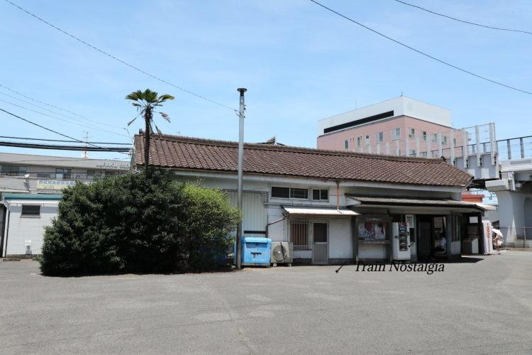名鉄西枇杷島駅駅舎