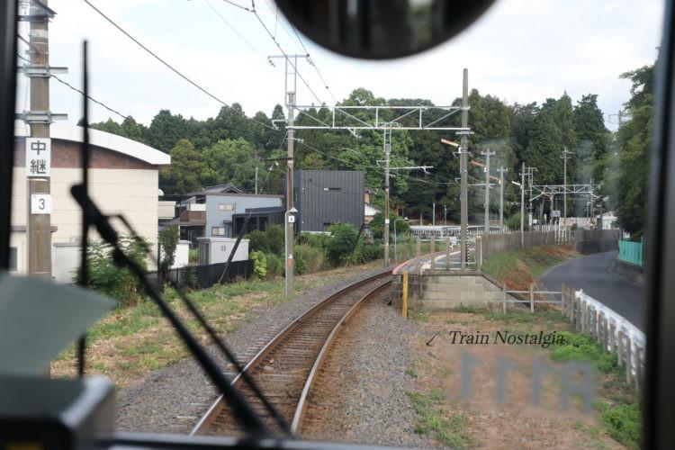 東海道本線荒尾駅前面風景